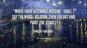 Go Paint the Stars