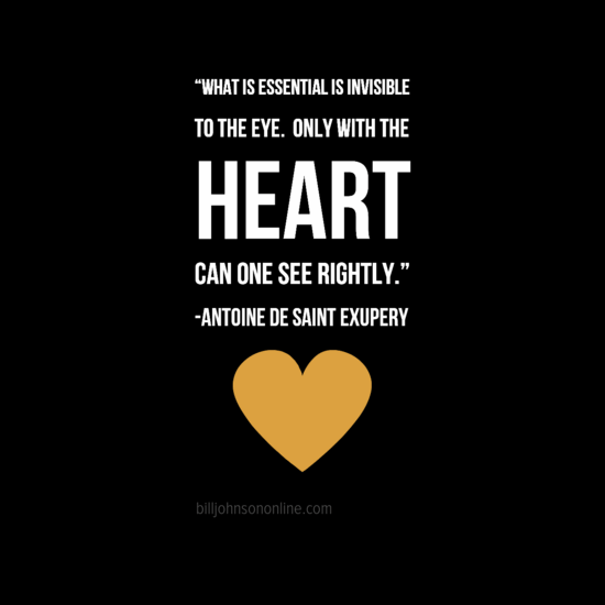 Seeing with the Heart